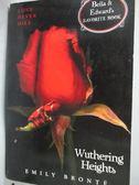 【書寶二手書T9/原文小說_HIM】Wuthering Heights_Bronte, Emily