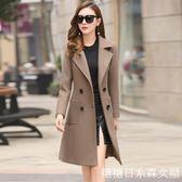 新款冬季韓版修身顯瘦時尚氣質中長款