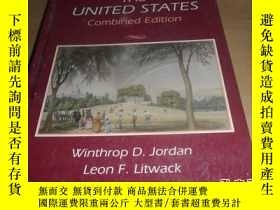 二手書博民逛書店the罕見united states( combined edi