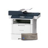 FujiXerox DocuPrint M375z 黑白無線雙面傳真雷射多功複合機 搭一支CT203108原廠碳粉匣
