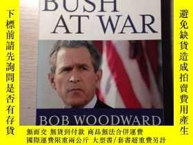二手書博民逛書店Bush罕見at War 大開本Y227053 Bob Wood