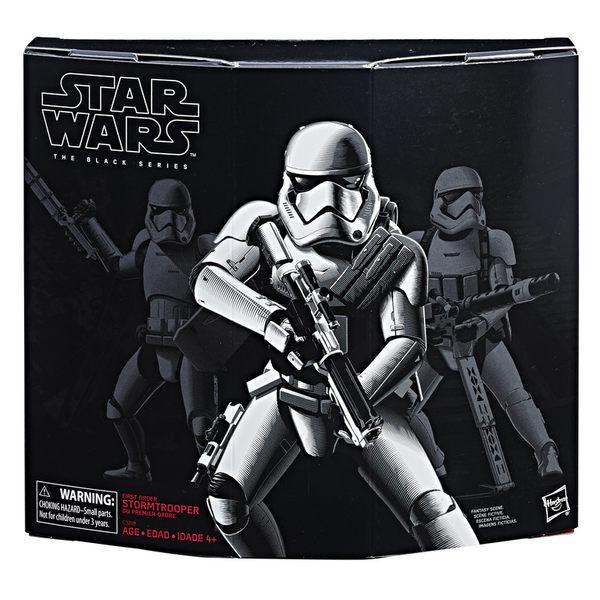 5-6月特價星際大戰8 STAR WARS 最後的絕地武士 星戰8 黑標6吋終極第一軍團士兵豪華版 TOYeGO 玩具e哥