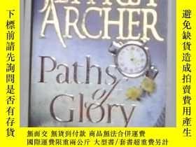 二手書博民逛書店英文原版罕見Paths of Glory by Jeffrey