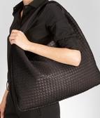 ■現貨在台■專櫃55折☆全新真品Bottega 367639 Veneta Intrecciato 編織小羊皮大型VENETA肩背包