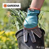 防護防滑耐磨家用園藝保護手套花園手套 道禾生活館