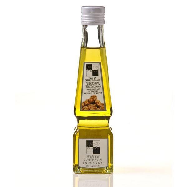 《BIANCO e NERO 》義大利白松露風味橄欖油(250ml)│飲食生活家