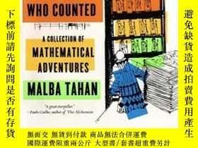 二手書博民逛書店The罕見Man Who Counted: A Collecti