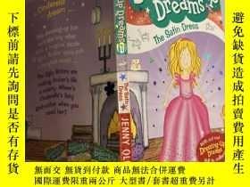 二手書博民逛書店amber's罕見dressing up dreams 安伯在打扮夢Y200392