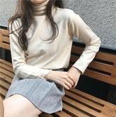[百姓館] 高領毛衣女加厚修身堆堆領打底套頭毛衣女針織衫長袖大碼女裝