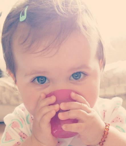 【英國 Babycup】學習水杯 - 寶寶自主飲用杯(4入)