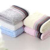毛巾純棉竹節紗柔軟嬰兒手帕 東京衣櫃
