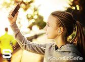 運動耳機 美國聲霸SoundBot SB302 運動耳機 防水耳機 防汗後掛式耳機 重低音 耳掛 apple