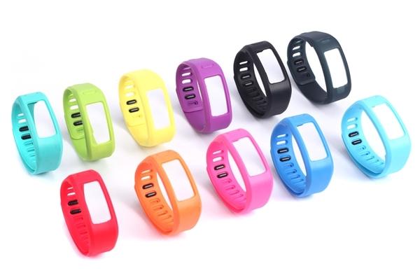 【矽膠錶帶】Garmin 佳明 vivofit 1代智慧 智能 22mm 手錶 替換純色 運動手環 腕帶