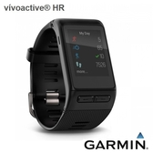 GARMIN vivoactive HR 腕式心率GPS智慧運動錶-黑色【屈臣氏】
