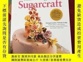二手書博民逛書店The罕見ultimate guide to sugarcraf