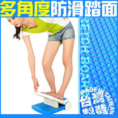 台灣製!多角度拉筋板防滑易筋板足筋板平衡板美腿另售踏步機腳底按摩機器健康卵石步道伸展美姿
