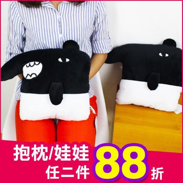 馬來貘 LAIMO 正版 暖手枕 午睡枕頭 抱枕 娃娃 靠枕 生日禮物 B16278