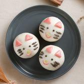禎祥食品.貓咪甜包(綠豆)(10粒/包,共三包)﹍愛食網