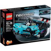 樂高Lego TECHNIC系列【42050 短程高速賽車】