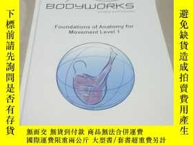 二手書博民逛書店FOUNDATIONS罕見OF ANATOMY FOR MOVE