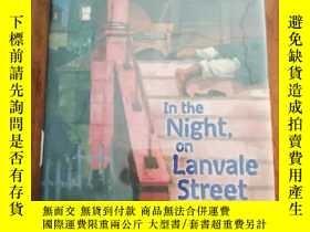 二手書博民逛書店In罕見the Night, on Lanvale Street