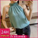 ◆顏色:黑色、湖綠色 ◆材質:雪紡 ◆尺寸:胸圍92 ‧衣長52