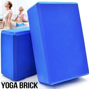高密度EVA瑜珈磚.瑜珈枕頭.瑜珈塊專業瑜珈磚塊.拉筋伸展韻律有氧.瑜珈輔助用品.皮拉提斯運動