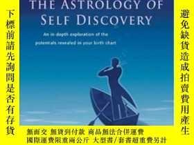 二手書博民逛書店The罕見Astrology Of Self-discoveryY307751 Tracy Marks Nic