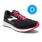 樂買網 BROOKS 18FW 緩衝型 女慢跑鞋 GLYCERIN 16系列 D寬楦 1202781D070 贈腿套