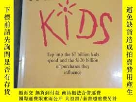 二手書博民逛書店Marketing罕見to and Through KidsY12800 Selina S. Guber; J