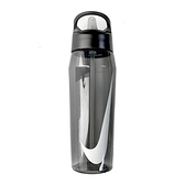 Nike Tr Hc Straw Bottle [N100078602532] 吸管 水壺 32oz 單手翻蓋 寬口 黑