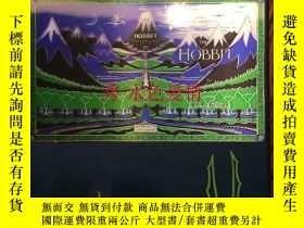 二手書博民逛書店罕見霍比特人復刻禮盒版The Hobbit Facsimile