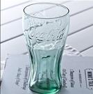 酒杯 進口玻璃杯可樂杯果汁杯啤酒杯咖啡牛奶茶杯創意水杯【快速出貨八折鉅惠】