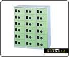{{ 海中天休閒傢俱廣場 }} F-99 摩登時尚 MC 多功能置物櫃系列 MC-5018B 18小格鞋櫃