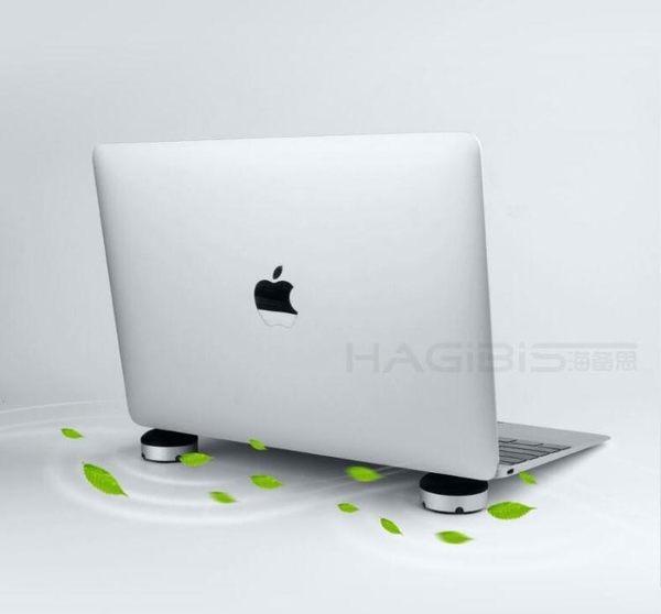 海備思筆電支架腳墊散熱器電腦散熱底座蘋果macbook墊高架子墊子mac支架托YTL·皇者榮耀3C
