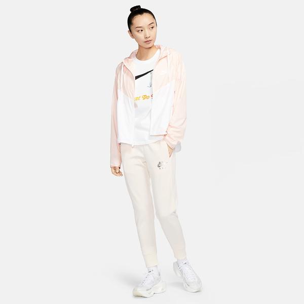 NIKE Sportswear Swoosh 女裝 短袖 休閒 純棉 柔軟 貓咪 黑/白【運動世界】DA2481-010/ DA2481-100
