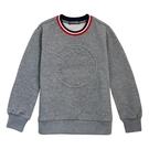 『小鱷魚童裝』LOGO立體印圖上衣(08號~18號)536408