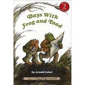 〈汪培珽英文書單〉〈An I Can Read系列 Level 2 〉DAYS WITH FROG AND TOAD /讀本
