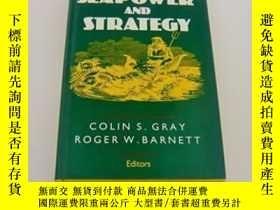 二手書博民逛書店Seapower罕見And StrategyY255562 Colin S. Gray Naval Inst