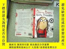 二手書博民逛書店spells罕見trouble 帶來麻煩(115)Y203004