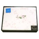 WEDGWOOD繽紛田園野莓蓋毯禮盒(粉)084625-1