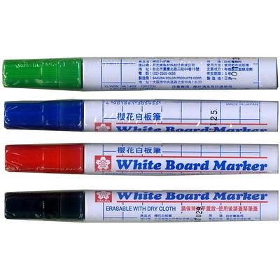 櫻花白板筆[藍]