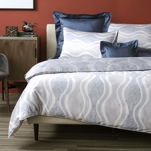 HOLA 思河天絲床包兩用被組 雙人