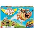 【美國Ideal】0X2465 經典桌遊系列-我的豬會飛 /組