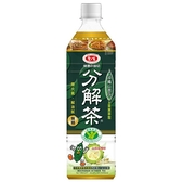 愛之味 分解茶 沖繩山苦瓜(無糖) 1000ml【康鄰超市】