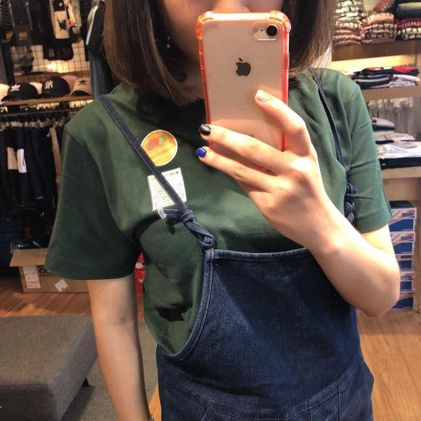 【蟹老闆】FRUIT OF THE LOOM 全素面TEE 森林色 男女可穿