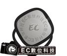 【EC數位】對焦板 對焦反光板 二合一白平衡反光板 30公分 銀灰 白 雙色 解決光源反射散光