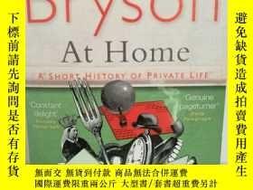 二手書博民逛書店比爾·布萊森罕見Bill Bryson:At Home A Sh