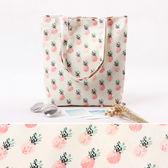 帆布袋 手提包 帆布包 手提袋 環保購物袋--手提/單肩【SPL224】 BOBI  08/24