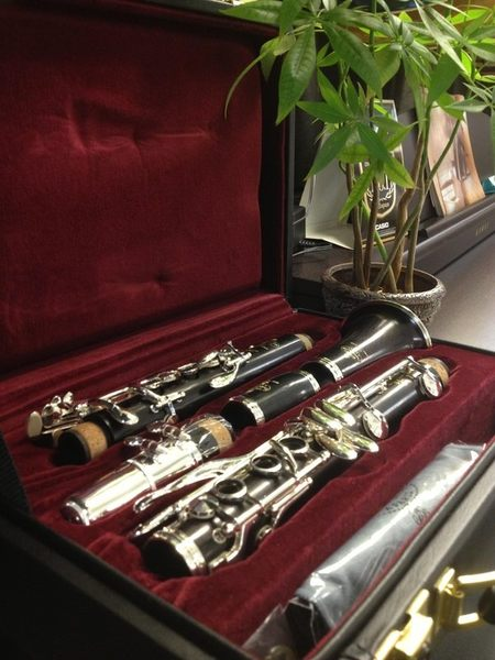 【金聲樂器廣場】全新 BUFFET RC 442 法國原廠 黑檀木手工豎笛